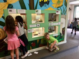 Children Looking Artistic Wall