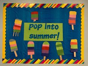 Pop Into Summer